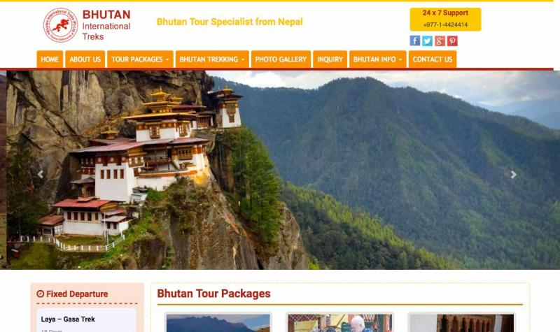 Bhutan International Treks Pvt. Ltd.
