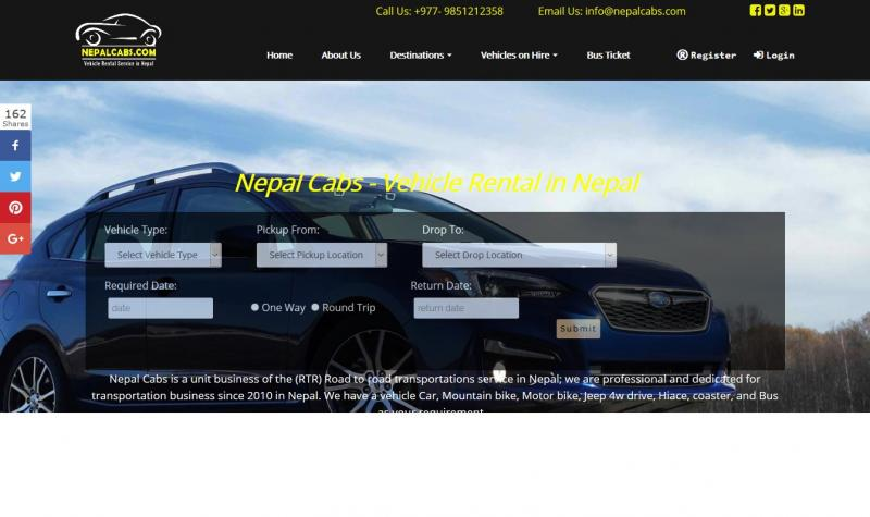 Nepal Cabs