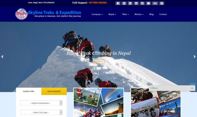 Skyline Treks and Expedition Pvt. Ltd.