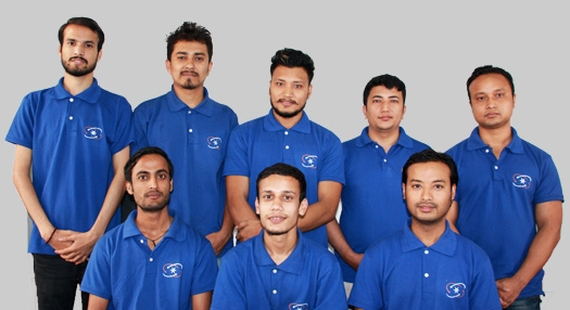 Xenatech Nepal Team